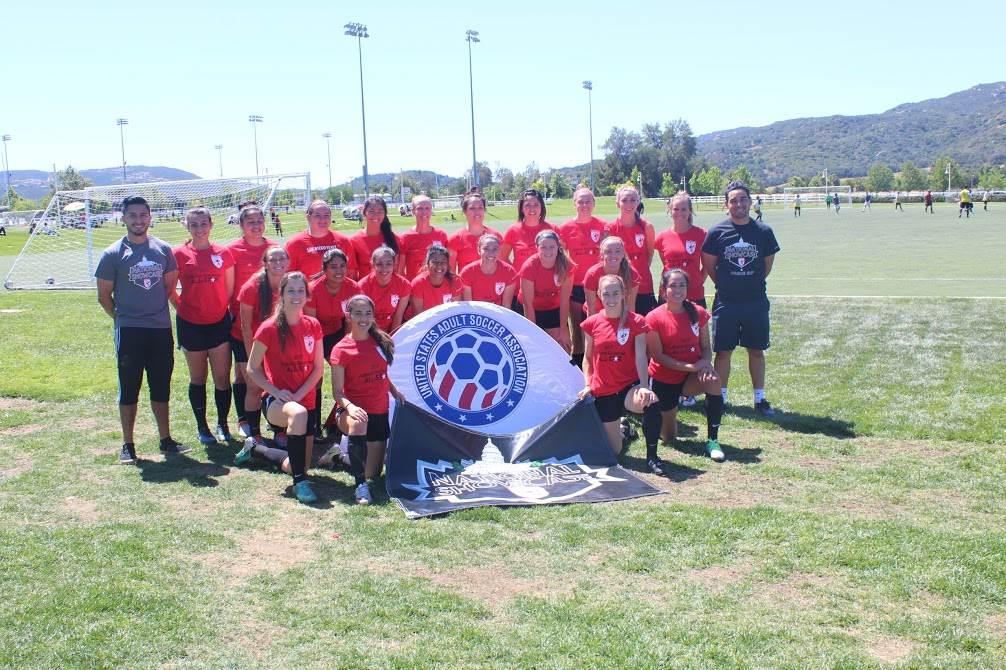 West Coast Soccer Association All Star Team