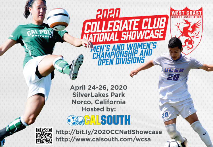 2020 National Showcase & Open Cup