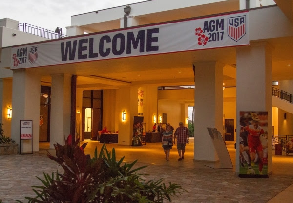 US Soccer Annual General Meeting