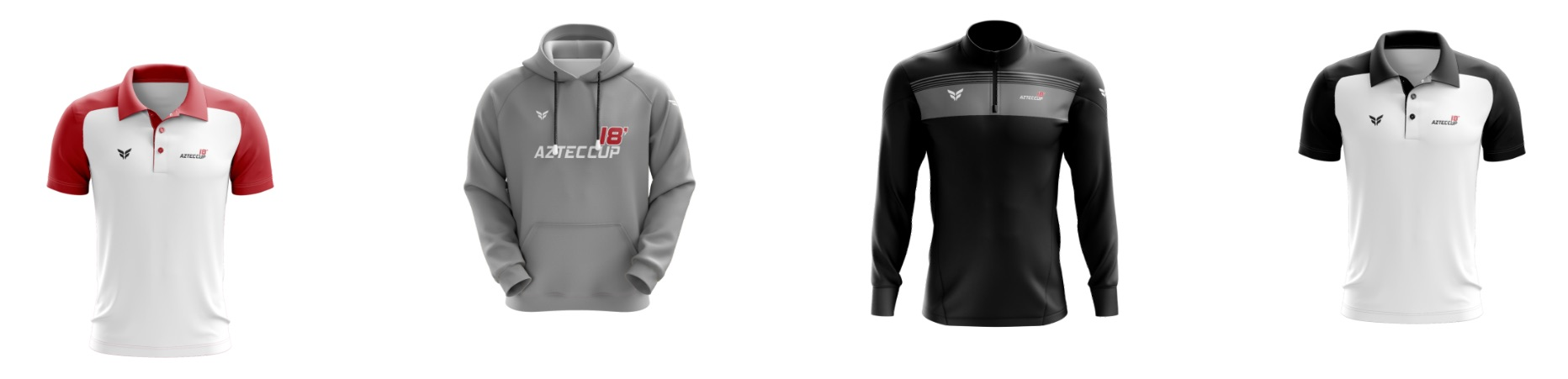 2018 Aztec Shirts, Polo, Hoodies, and Jackets